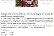 E-Bike im HEIDEHOF / SOLTAU / BROCK