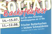 Backofenfest 2012 / Soltau / Breidingsgarten