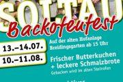 Backofenfest / 2013 / Soltau